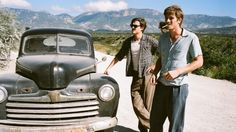 The long anticipated film adaptation of Jack Kerouac's novel On the Road stars Sam Riley (Control, Brighton Rock) as Sal Paradise and Garret Hedlund (Troy, Tron Legacy) as Dean Moriarty.