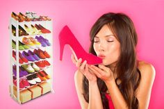 Find shoes stock images in HD and millions of other royalty-free stock photos, illustrations and vectors in the Shutterstock collection. Thousands of new, high-quality pictures added every day. Contemporary Shoe Rack, 7 Tier Shoe Rack, Mr Big, Pink High Heels, Fancy, Blackpool, Carrie Bradshaw, Newcastle, New Shoes