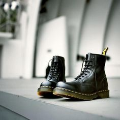 Dr Martens 1460 boot - part of the Vegan Collection