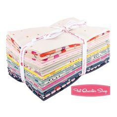 Jubilee! Half Yard Bundle <br/>Melody Miller for Cotton + Steel Fabrics