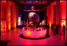 financial district nyc event space broad street ballroom premier nyc event space and party venue