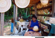 SC & GA Lowcountry-Sweet Grass Basket Weaver