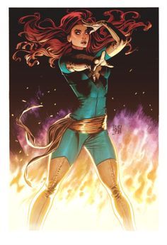 Jean Grey - Phoenix by Rodrigo Martins dos Santos : xmen X Men Comics, Marvel Comics Art, Marvel Dc Comics, Marvel Heroes, Captain Marvel, Jean Grey Phoenix, Dark Phoenix, Phoenix Force, Marvel Women