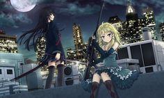 Black Bullet - The Queens by AsakuraShinji.deviantart.com on @deviantART