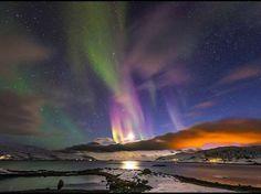 "Título: ""The Tail of Aurora""Autor(a): Stephanie YeCategoria: Beleza do Céu da NoiteImagem capturada ... - Stephanie Ye/TWAN"