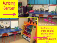 Mrs. Lee's Kindergarten: Classroom Reveal!!