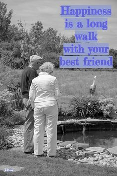 Happiness is a long walk with your best friend. #walkingquote Best Friend Quotes, Your Best Friend, Best Friends, Walking Quotes, Bff, Happiness, Couple Photos, Happy, Quotes Of Best Friends