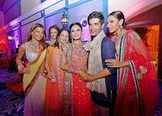 Shaadi.com CEO Anupam Mittal wed model Aanchal Kumar
