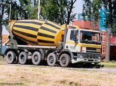 cement mixer trucks