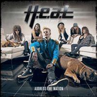 H.E.A.T. Address the Nation Album Cover