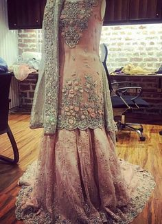 We are taking custom bridal outfits bookings For all our international brides. For any query Kindly whatsapp or inbox , we look forward to working with you and playing a part in your special day. Pakistani Formal Dresses, Pakistani Outfits, Indian Dresses, Eid Outfits, Bridal Outfits, Bridal Lehenga, Bridal Gowns, Patiala Salwar, Pakistani Sharara