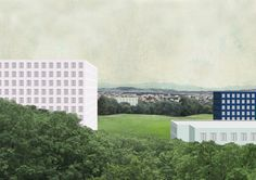 Tirana Campus / Elias Guenoun, BuildingBuilding ·