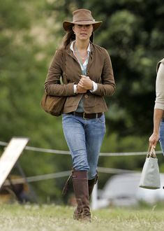 At the Festival of British Eventing, 2005
