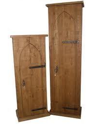Gun Cupboard , could this be made using pallets?