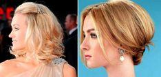 23 Mejores Imagenes De Peinados Cabello Corto Para Fiestas