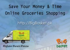 Save Money & Time try grocery shopping online! try http://BigBasket.pk/  #BigBasket #Busy #Karachi #Work #Lunch #Food #Healthy #Diet #Save #Wednesday #Shop #Grocery #Online #mal #utility #metro #hiperstart #naheed