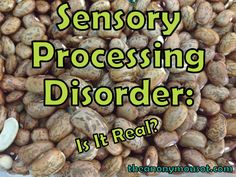 Is Sensory Processing Disorder Real?