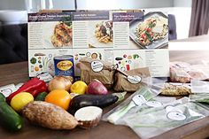 Trying out Blue Apron (and what we thought!) Bower Power - Meal Delivery Service - Ideas of Meal Delivery Service #mealdelivery #delivery #meal - Blue Apron meals