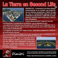 AMM Life & Style: AMM NUM 36 - LA TIERRA EN SECOND LIFE 03