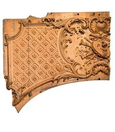 Wooden panel fragment from an overdoor in the first-class lounge on Titanic, about © Maritime Museum of the Atlantic, Halifax, Nova Scotia, Canada Titanic Ship, Rms Titanic, Liverpool, Titanic Artifacts, Titanic History, Maritime Museum, The V&a, Kate Winslet, To Go