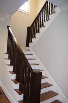 Residential New Construction - contemporary - staircase - atlanta - Studio M Interiors