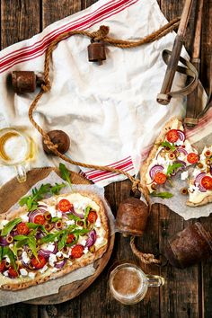 Koskenlaskijapizza | K-Ruoka Healthy Food, Healthy Recipes, Camembert Cheese, Kitchen Decor, Cooking Recipes, Cottage, Cakes, Baking, Summer