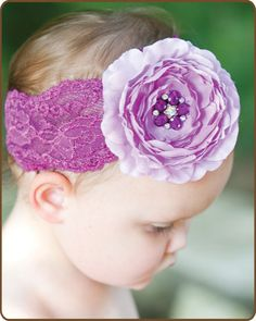 More lace headbands coming!