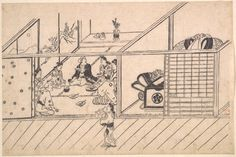 Hishikawa Moronobu  Back to Ukiyo-e artists Born: 1618 Died: 1694