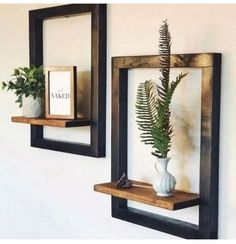 Top Choices Wood Wall Shelf Style And Convenience (recomended for you Living Room Decor, Bedroom Decor, Wall Decor, Home Crafts, Diy Home Decor, Diy Furniture Redo, Floating Shelves, Wooden Shelves, Wall Shelves