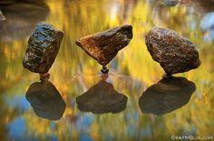 Gravity Glue - Michael Grab - Stone Balancing