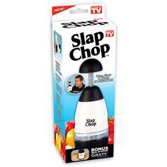 As Seen on TV Slap Chop Chopper