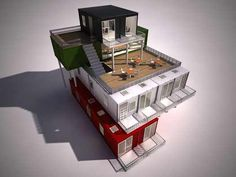 Photos | Shipping Container Homes in Canada and United States