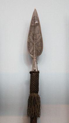 Spear of Emperor Ferdinand I (reigned 1558–64)