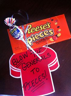 locker treats for game day | warchix ideas | pinterest | see more