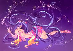 winx musa and riven fanart ; winx club musa and riven fanart Winx Club, Las Winx, Character Art, Character Design, Little Poni, Flora, Cool Sketches, Anime, Magical Girl