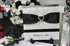 Elegant Invites & Flowers. Find it at http://www.myweddingconcierge.com.au/component/content/article/18-invitations-stationary/1055-elegant-invites-and-flowers-pty-ltd