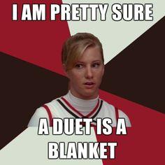 Brittany, Glee