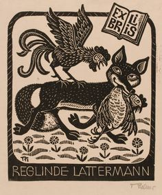 Wilhelm Richter, Art-exlibris.net                                                                                                                                                                                 More