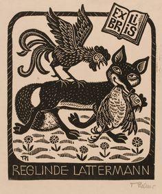 Wilhelm Richter, Art-exlibris.net                                                                                                                                                                                 More