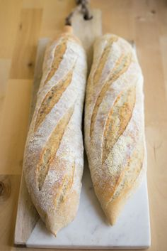 French Bread (Part 1 of 3) - Every Nook & Cranny
