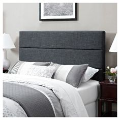 Horizontal Tufted Headboard - Dorel Asia : Target