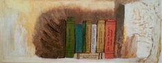 Quelle: Atelier Zippo Book Art, Fantasy, Books, Painting, Author, Atelier, Lyric Poetry, Libros, Imagination