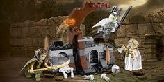 LEGO.com The Hobbit™ Products - Witch-king Battle