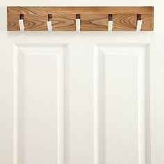 Buy House by John Lewis Flip Hook Rack Online at johnlewis.com