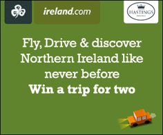 Ads for Tourism Ireland Tourism Ireland, Win A Trip, Creative Advertising, Northern Ireland, Ads, Ads Creative, Northern Ireland County
