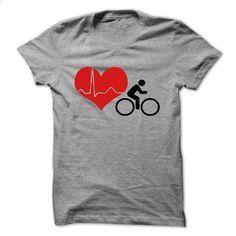 Raise your hearts pulse love cycle bike riding - #shirt design #tumblr sweatshirt. BUY NOW => https://www.sunfrog.com/Sports/Raise-your-hearts-pulse-love-cycle-bike-riding.html?68278