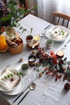 """La """"Pose"""" Gourmande: Un brunch de lendemain de fêtes et un petit concours"""
