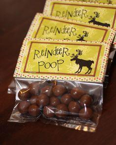 Reindeer Poop Printable   Guest Post from Jessica Thomas