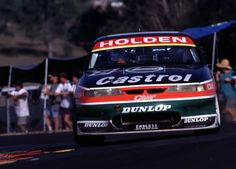 V8 Supercars - Russell Ingall Holden Commodore Lakeside 1998