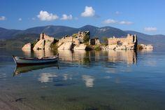archeological heritage of Heraklia, Bafa Lake, Mugla, Turkey, Copyright © s8e0